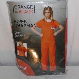 Orange Is The New Black Costume Piper Chapman S/M